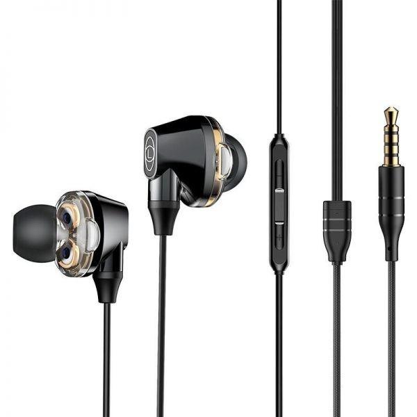 Baseus Encok H10 Hifi Dual Dynamic Earphones (2)