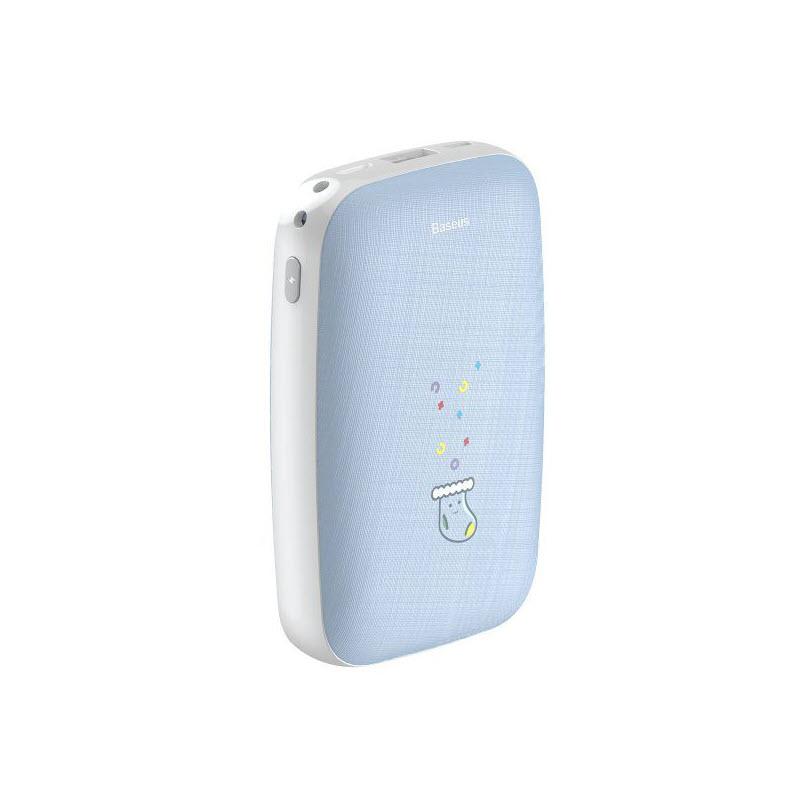 Baseus Mini Q Hand Warmer Power Bank 10000 Mah (2)