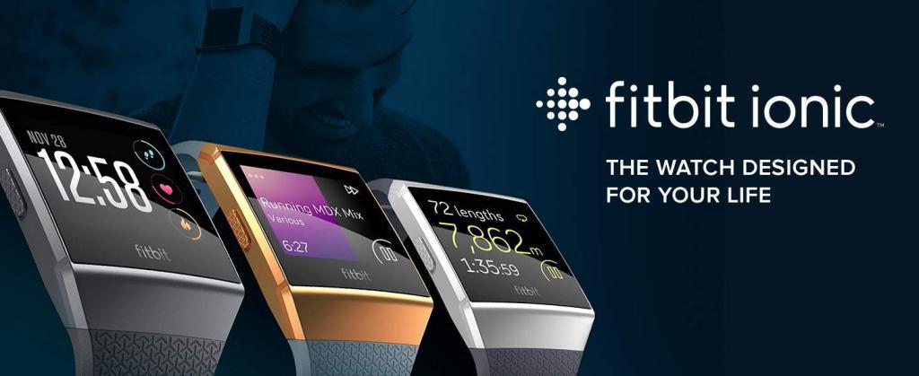 Fitbit Ionic Gps Smartwatch (5)