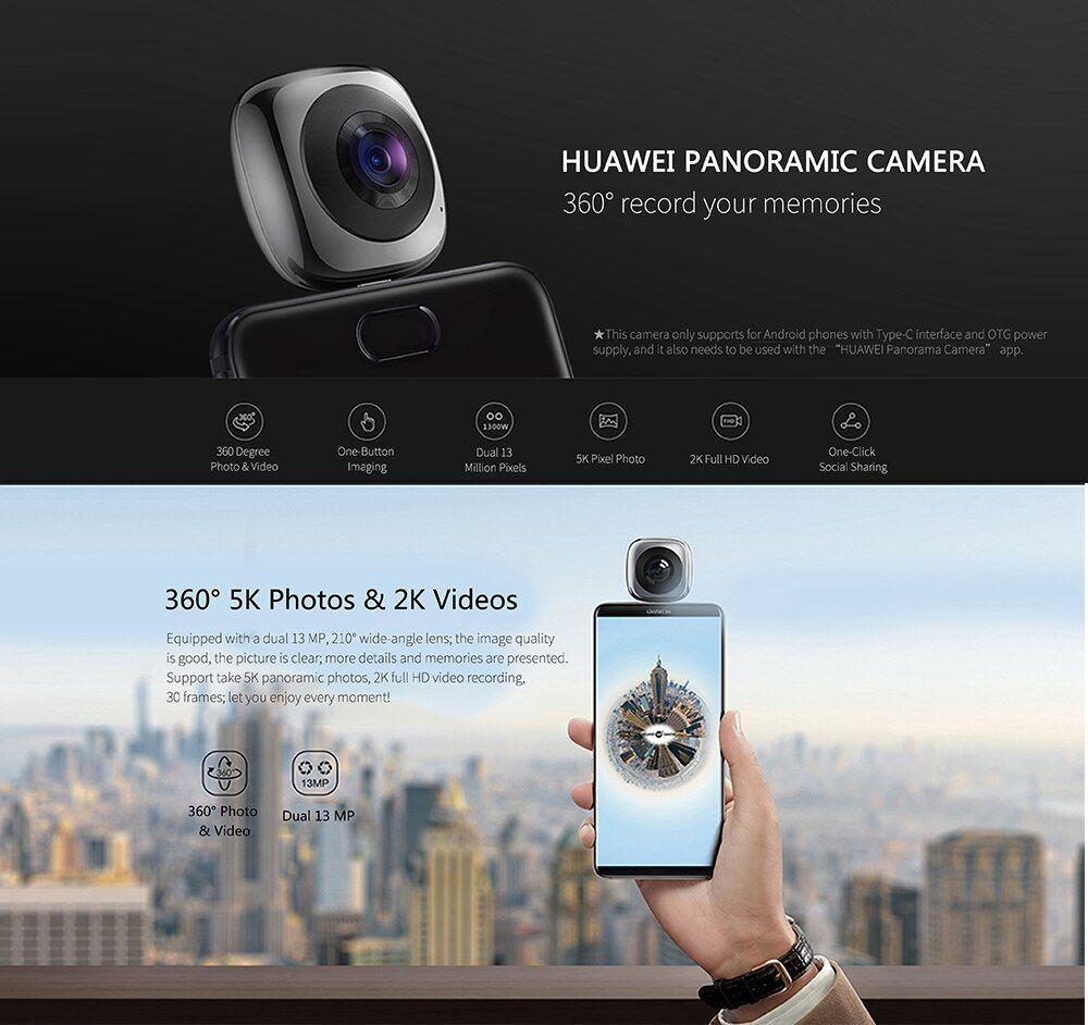 Huawei 360 Panoramic Camera Type C (5)