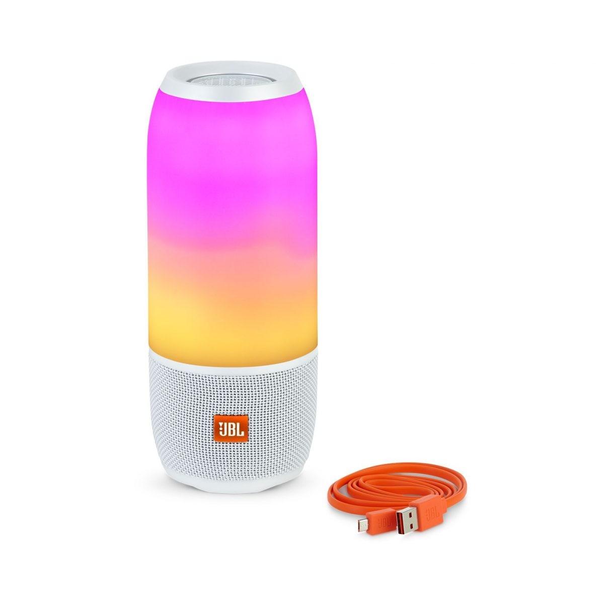 Jbl Pulse 3 Waterproof Bluetooth Speaker (2)