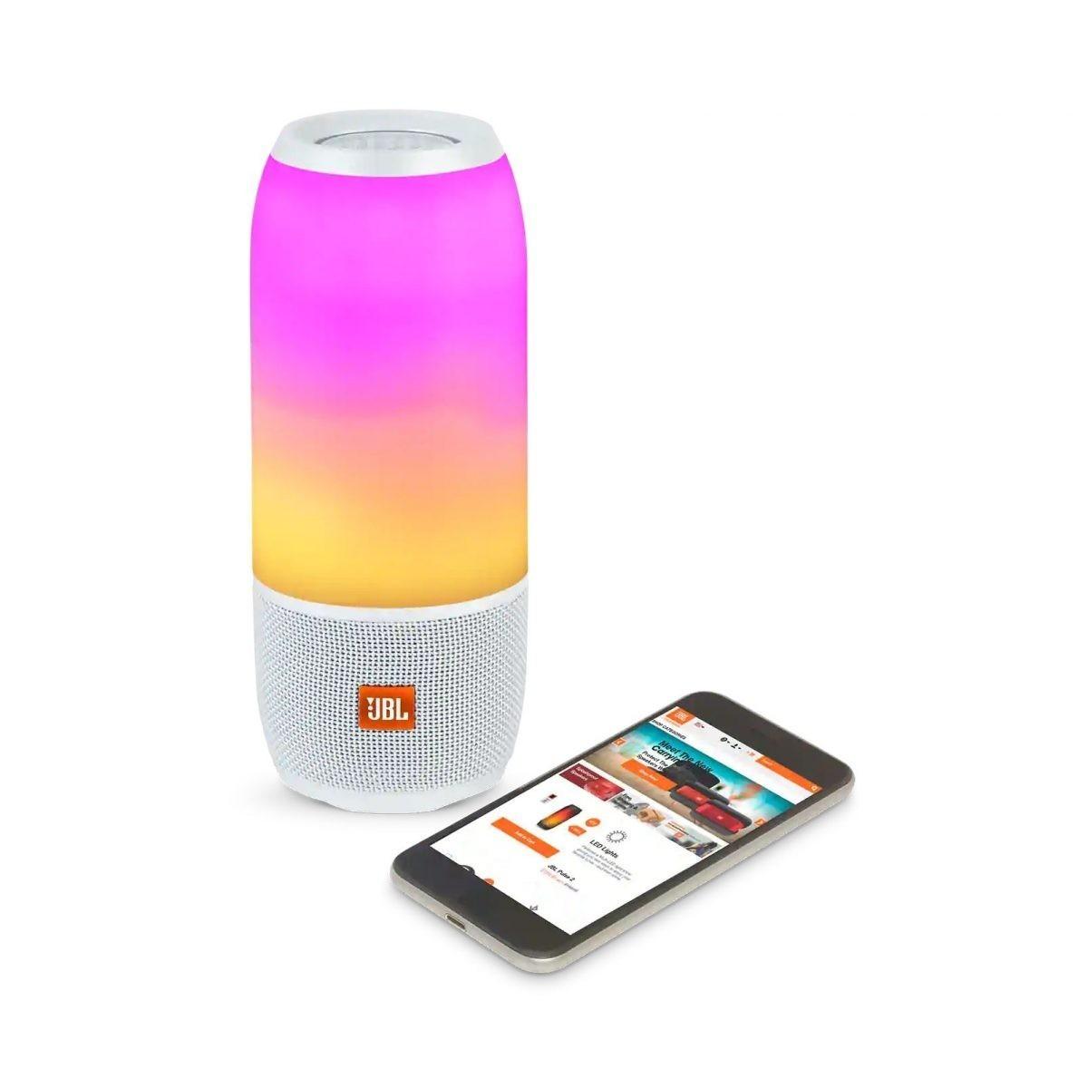 Jbl Pulse 3 Waterproof Bluetooth Speaker (3)