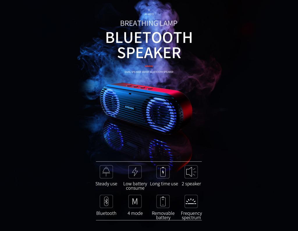 Joyroom Jr M01s Bluetooth Speaker (4)