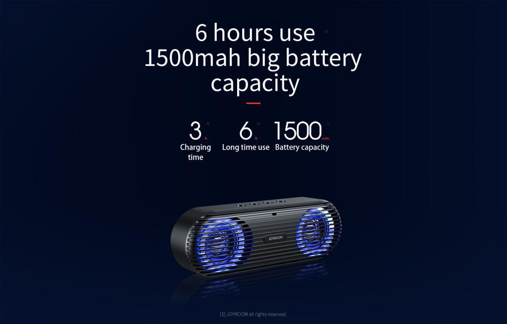 Joyroom Jr M01s Bluetooth Speaker (5)