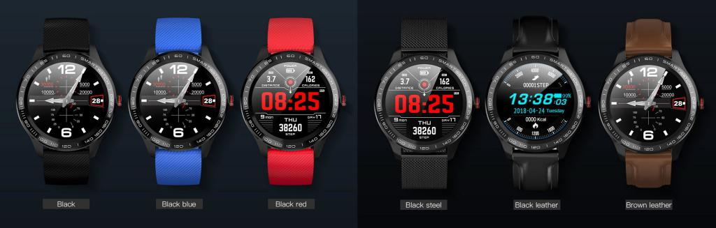 Microwear L9 Smartwatch (8)