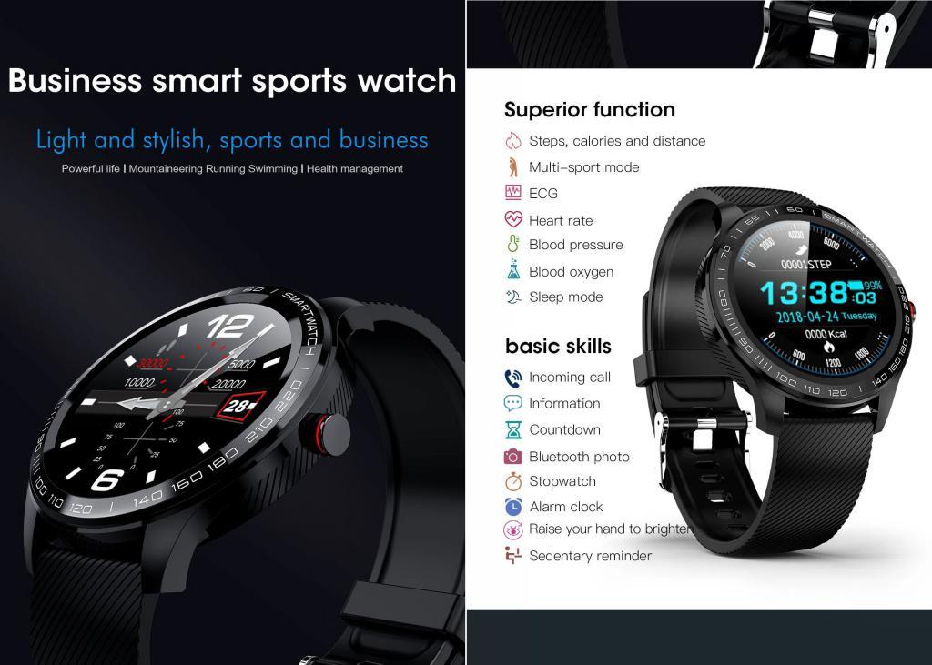 Microwear L9 Smartwatch (9)