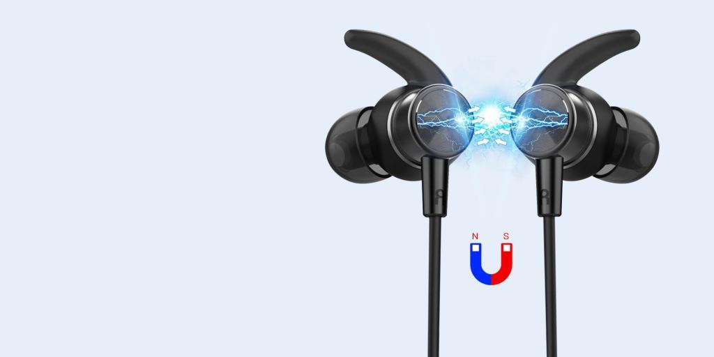 Mini 04 Uiisii Bt800 Magnetic Earbuds