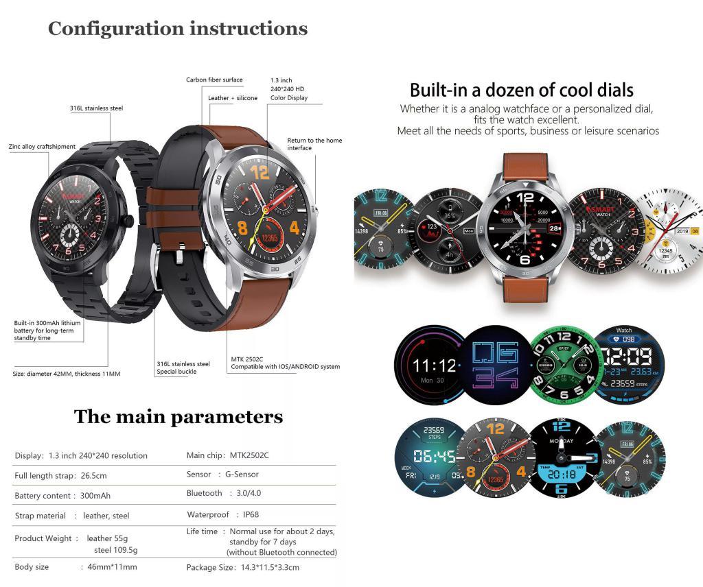No1 Dt98 Smartwatch (4)