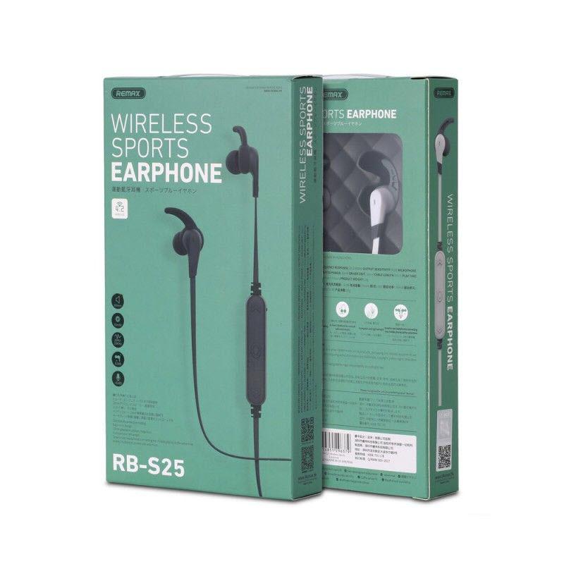 Remax Rb S25 In Ear Wireless Bluetooth Earphones (1)