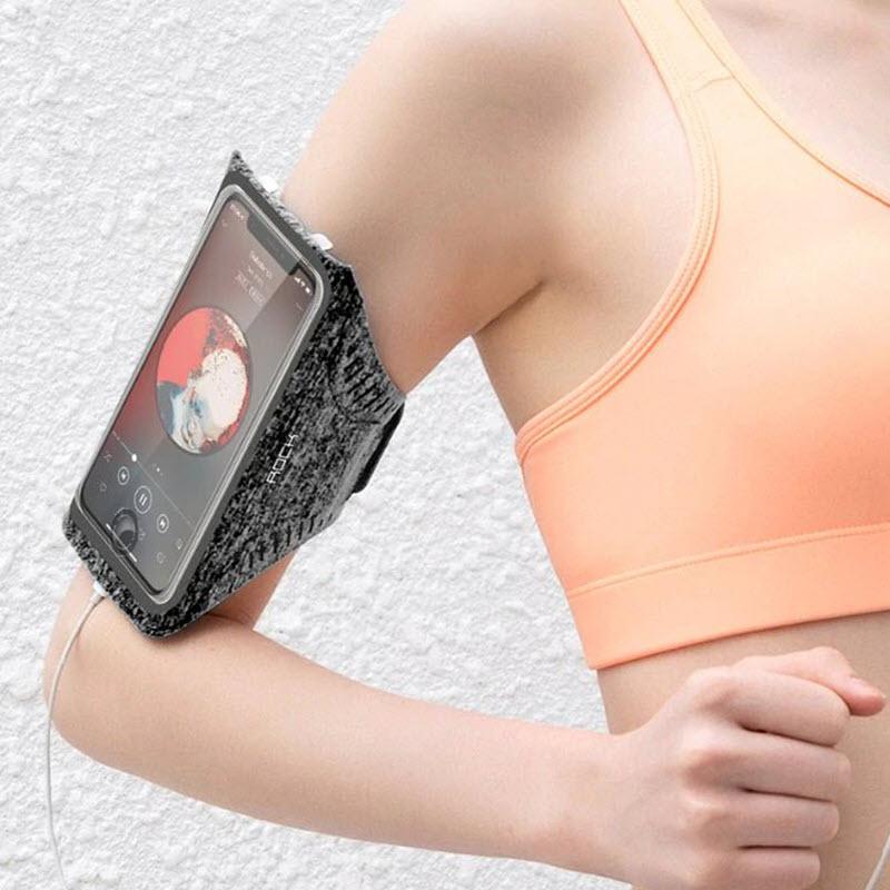 Rock Slim Sport Armband 7 Inch (2)