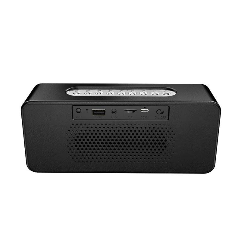 Sardine S1 Dual Bluetooth Speaker With Led Display Clock (3)