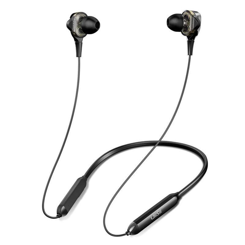 Uiisii Bn90j Dual Dynamic Driver In Ear Headphones (2)