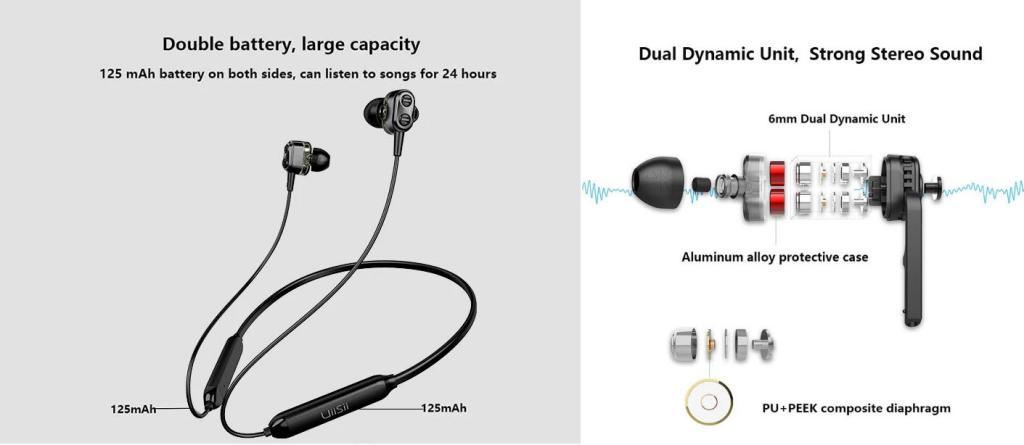 Uiisii Bn90j Dual Dynamic Driver In Ear Headphones (3)