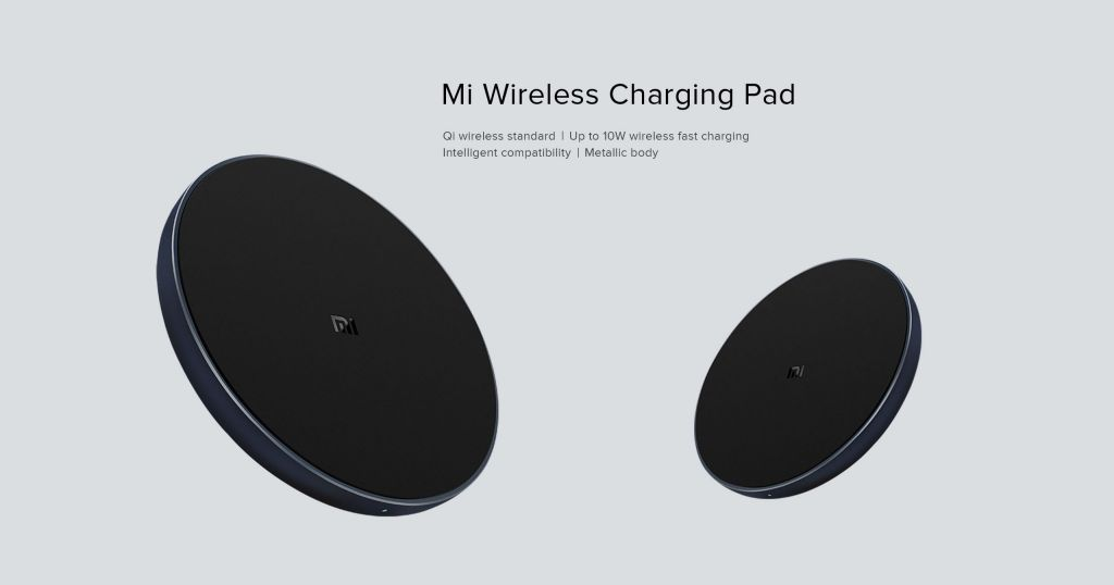 Xiaomi Mi 10w Wireless Charging Pad (8)