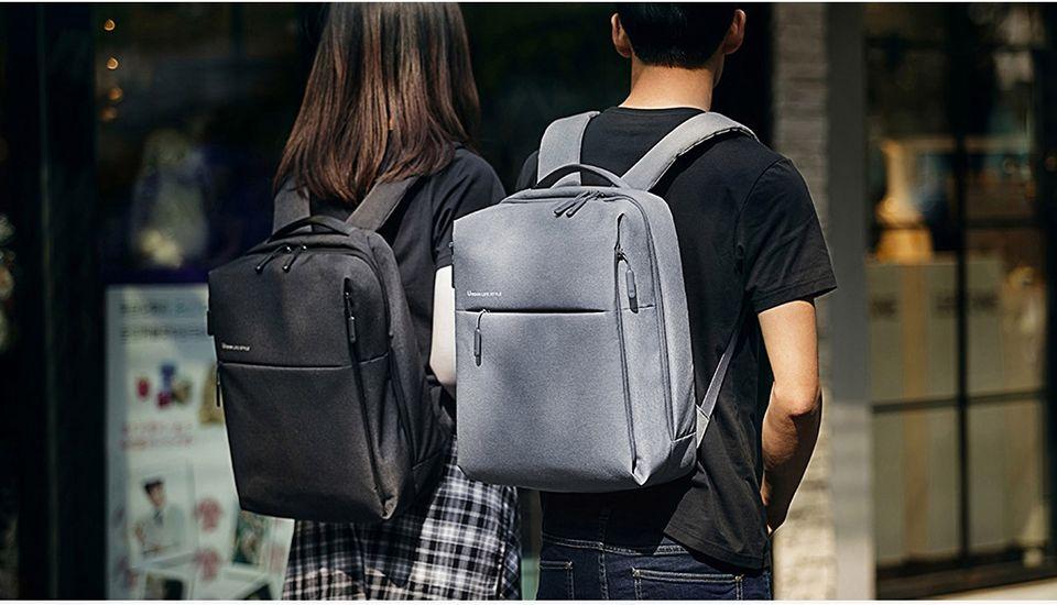 Xiaomi Mi Backpack Urban Life Style Bag (3)