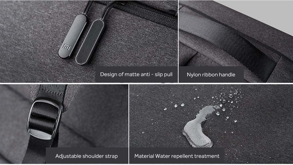 Xiaomi Mi Backpack Urban Life Style Bag (4)