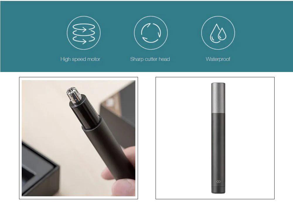 Xiaomi Mijia Mini Electric Nose Hair Trimmer (3)