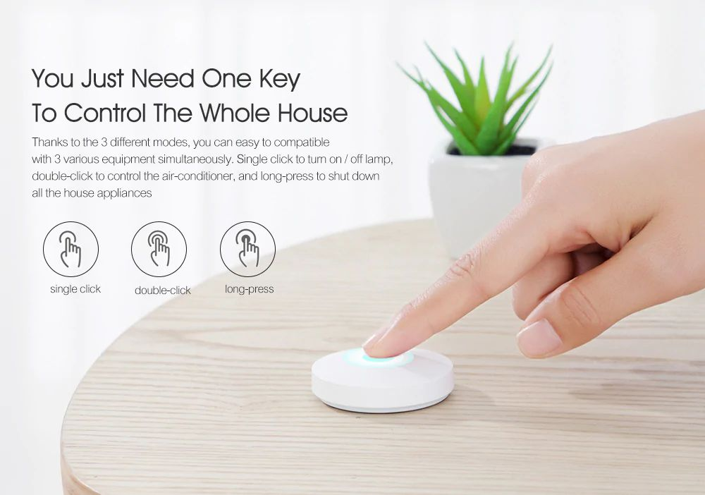 Xiaomi Mijia Smart Wireless Switch (1)