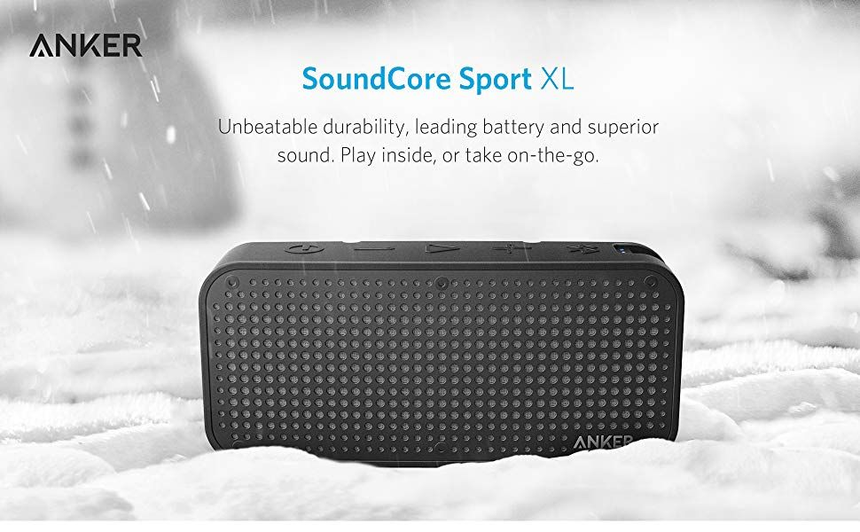 Anker Soundcore Sport Xl Outdoor Bluetooth Speaker (5)