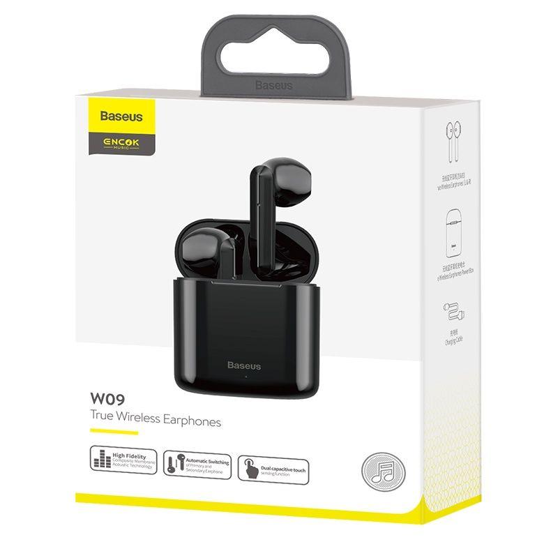 Baseus W09 Encok True Wireless Earphones (4)