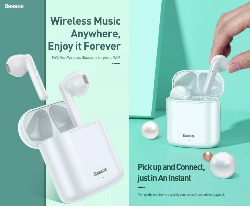 Baseus W09 Encok Tws Earphones (1)