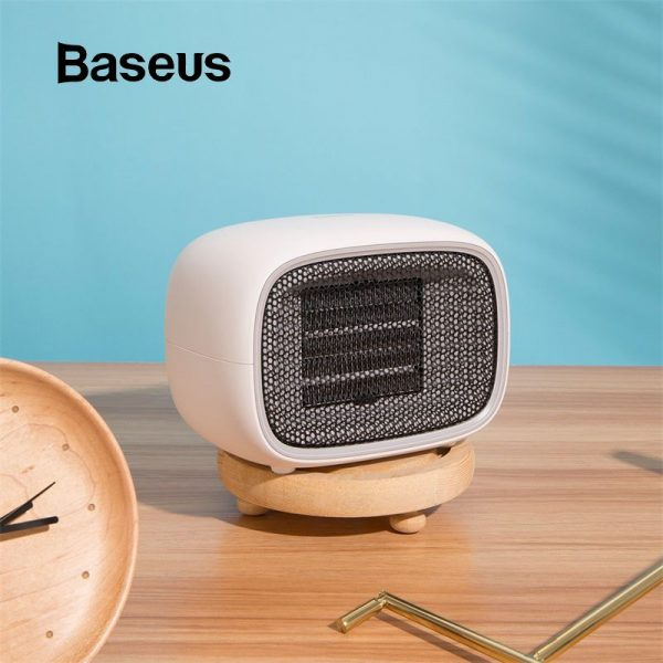 Baseus Warm Little White Fan Heater (1)