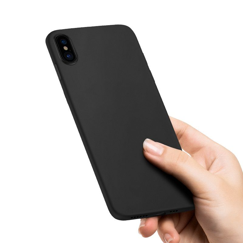Hoco Fascination Series Case Slim Tpu Back Cover For Iphone (3)