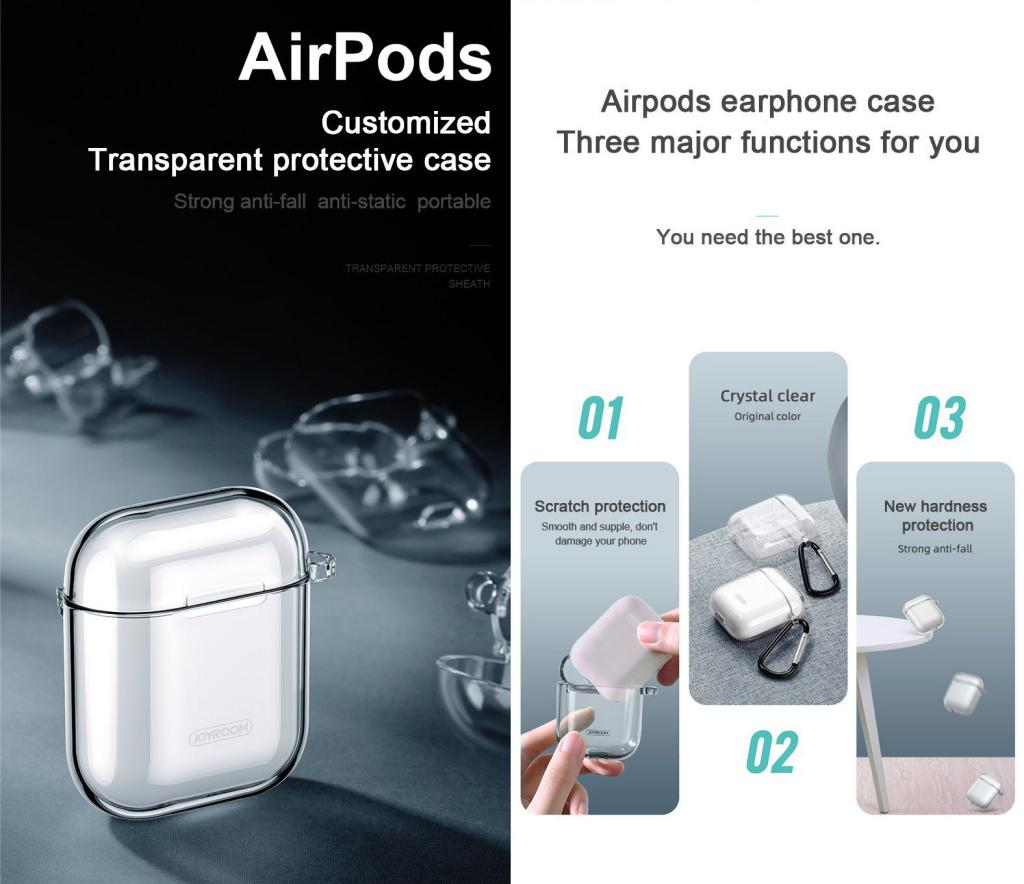 Joyroom Apple Airpods Airpods 2 Case (3)