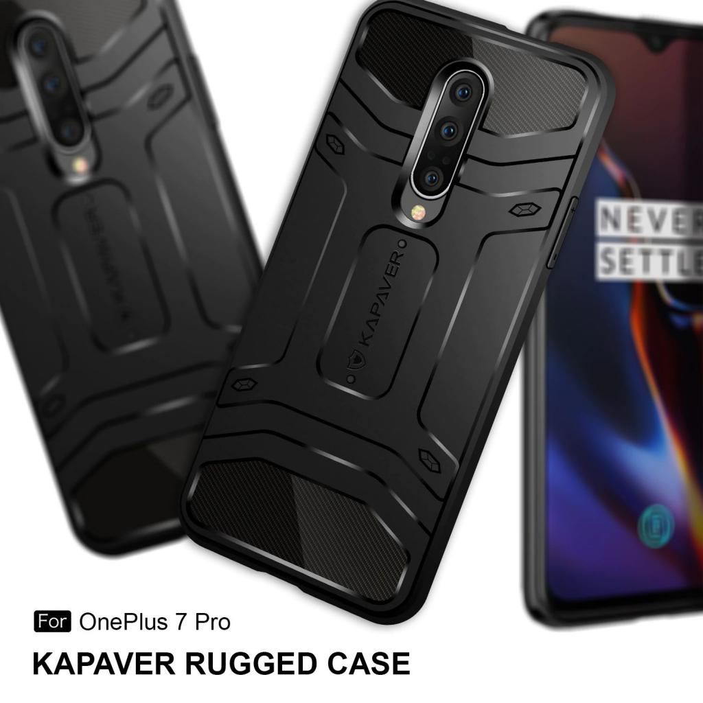 Kapaver Back Cover Case For Oneplus 7 Pro (2)