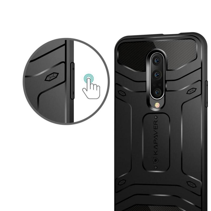 Kapaver Back Cover Case For Oneplus 7 Pro (4)
