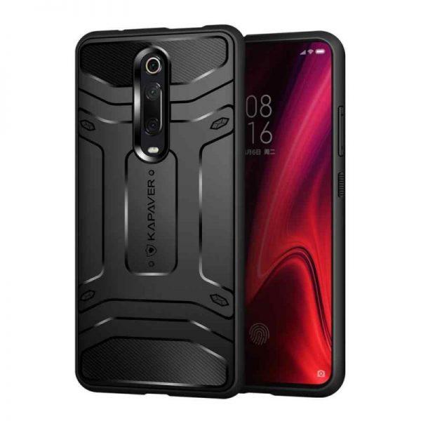 Kapaver Rugged Shock Proof Back Cover For Xiaomi Redmi K20 K20 Pro (5)