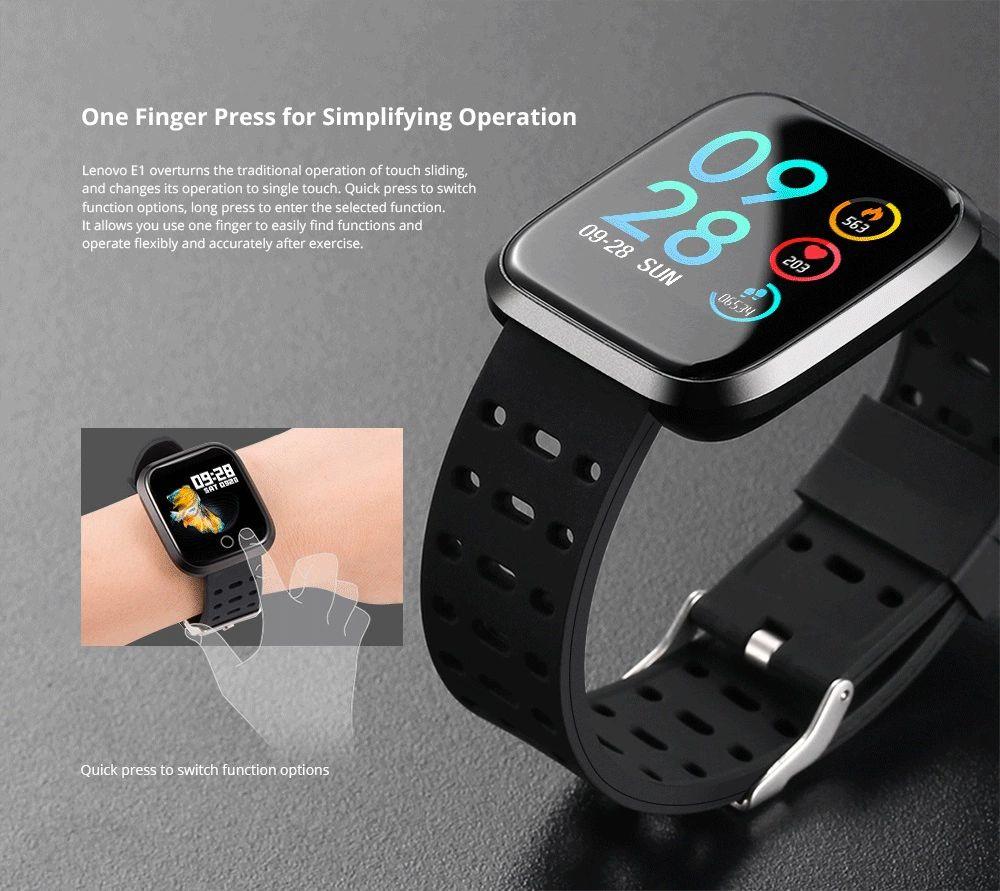 Lenovo E1 Sports Smartwatch (3)