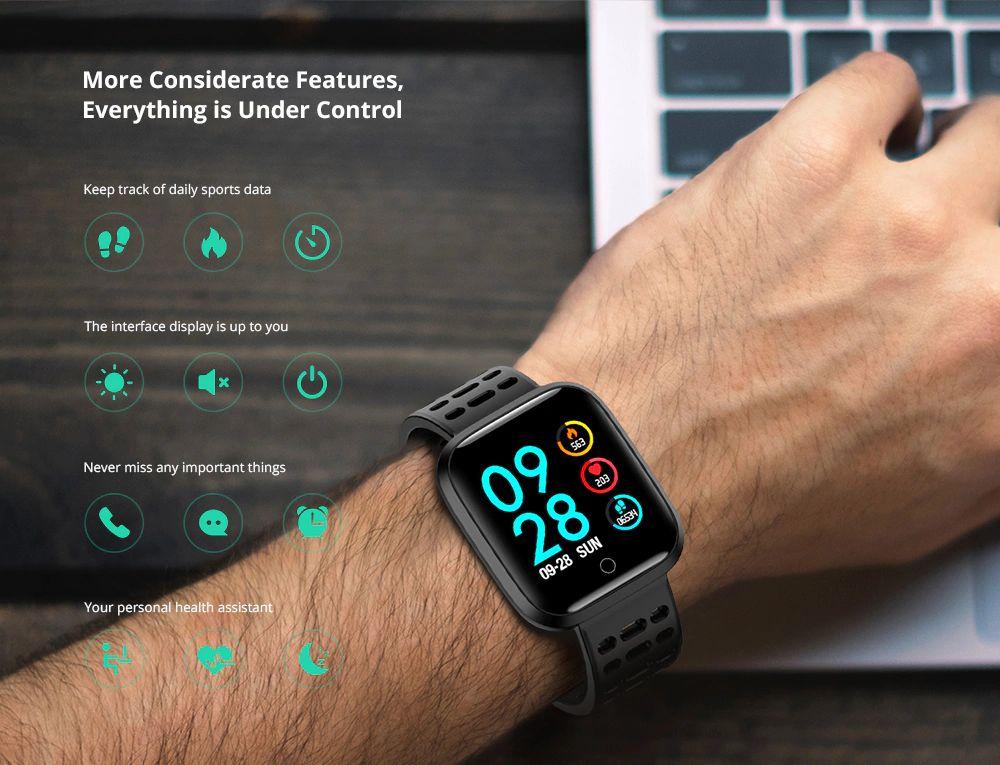 Lenovo E1 Sports Smartwatch (4)