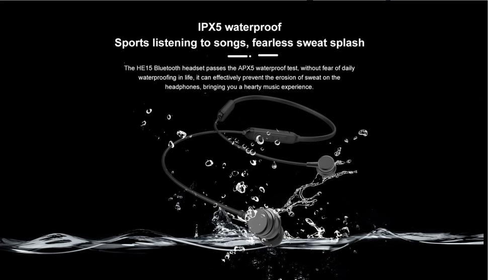 Lenovo He15 Waterproof Sports Earphones (3)