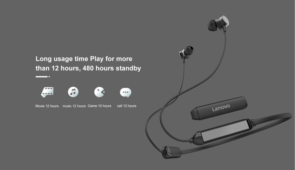 Lenovo He15 Waterproof Sports Earphones (8)