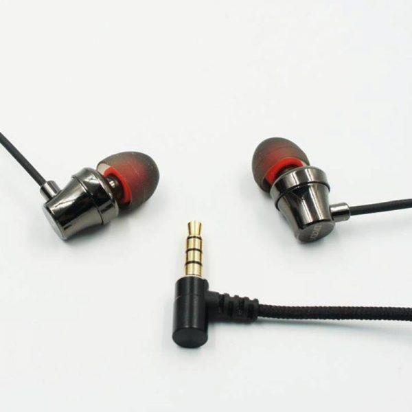 Memt X9s Full Metal Earphone With Mic (1)