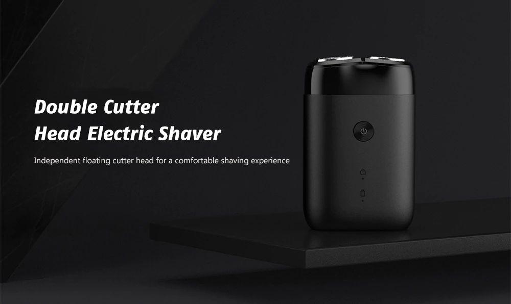 Mi Mijia Dual Blades Electric Razor Shaver (1)