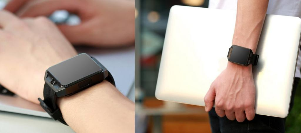 Microwear H5 4g Sim Supported Smart Watch (1)