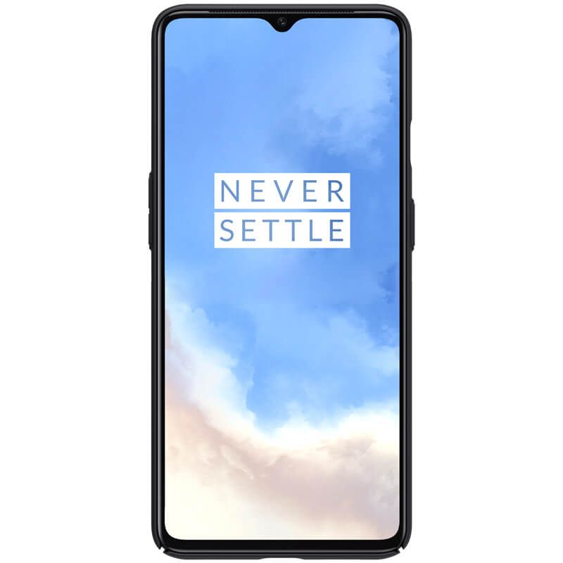Nillkin Super Frosted Shield Matte Cover Case For Oneplus 7t (2)