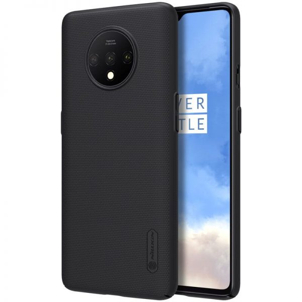 Nillkin Super Frosted Shield Matte Cover Case For Oneplus 7t (3)