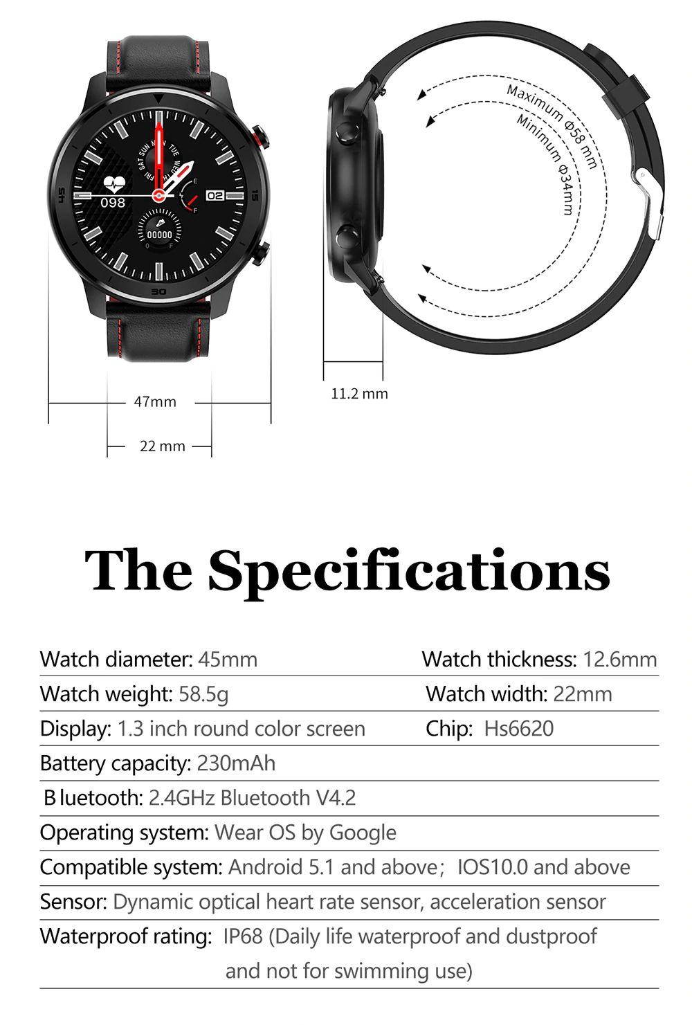 No 1 Dt78 Smartwatch (4)