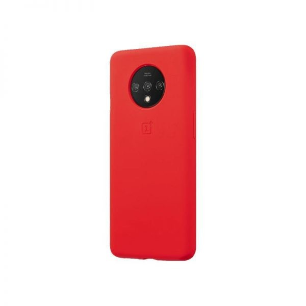 Oneplus 7t Silicone Protective Case (1)