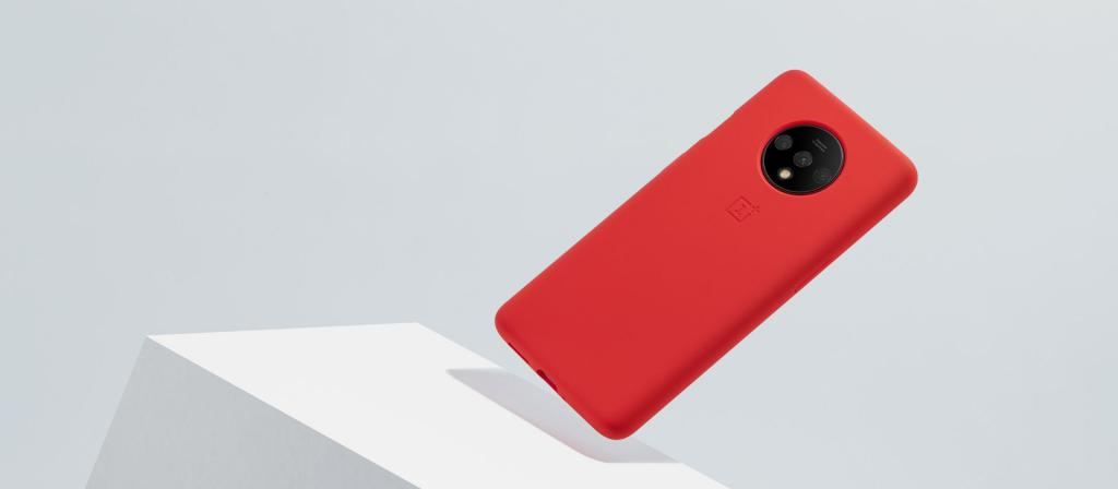 Oneplus 7t Silicone Protective Case (4)