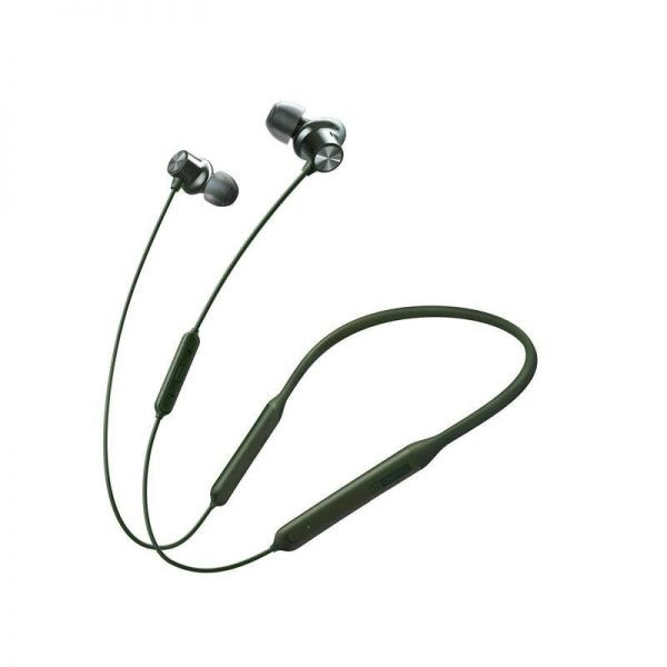 Oneplus Bullets Wireless 2 Olive Green (3)