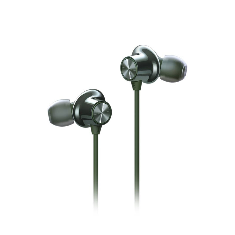 Oneplus Bullets Wireless 2 Olive Green (4)