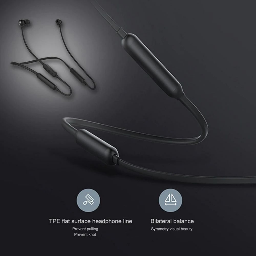 Qcy L1 Magnetic Bluetooth Headphones With Mic (6)