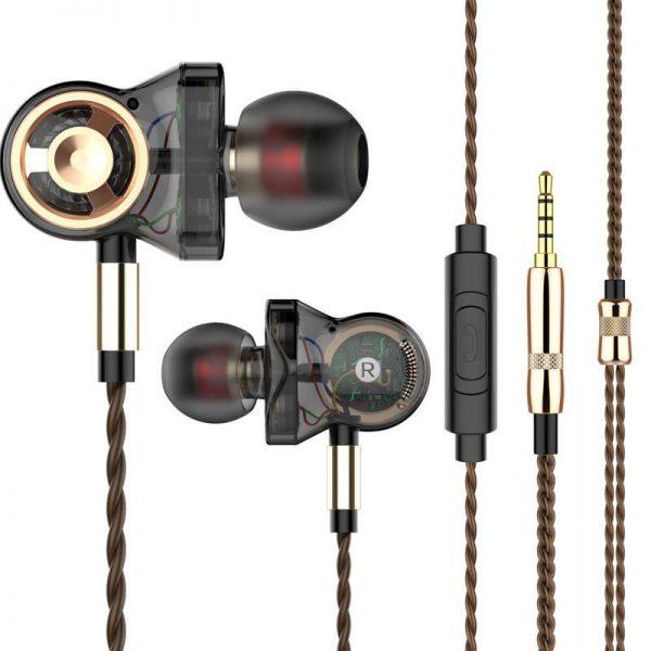 Qkz Ck10 Six Driver Heavy Bass Earphones (2)