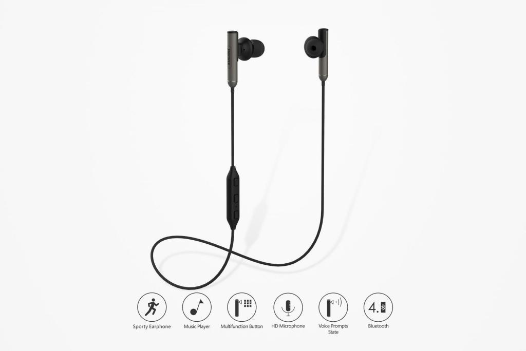 Remax Rb S9 Bluetooth Wireless Earphones (2)