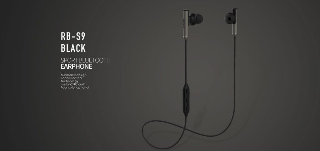 Remax Rb S9 Bluetooth Wireless Earphones (3)