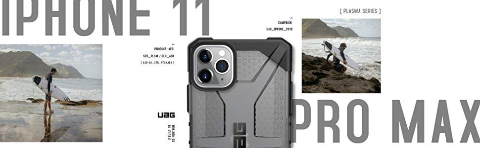 Uag Plasma Series Clear Case For Iphone (3)